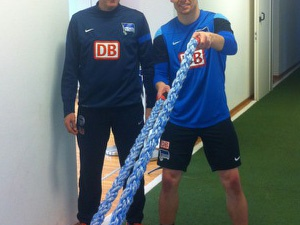 1_FussballBL_Hertha_BSC_Schuenemann_Kraft